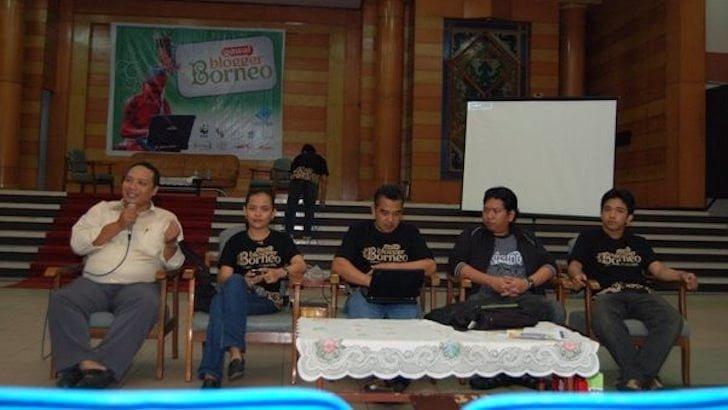 Para Pemateri Gawai Blogger Borneo 2009