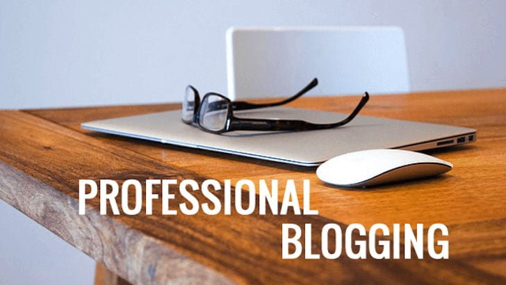 Cara Menjadi Seorang Blogger Profesional