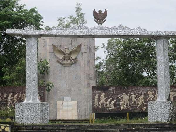 Makam Juang Mandor - Monumen Sejarah