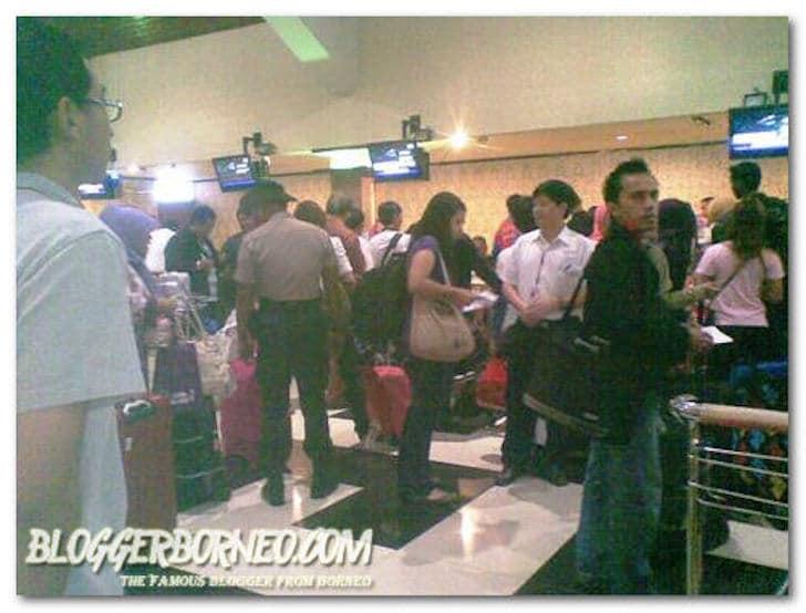 Perubahan Sistem Antrian di Bandara Supadio Pontianak