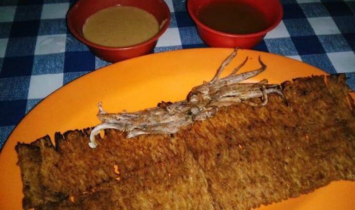 Sotong Pangkong Kuliner Pontianak Khas Ramadhan