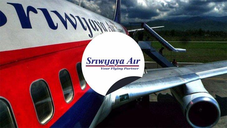 Sriwijaya Air Pontianak Jakarta