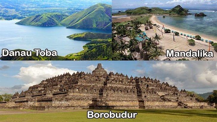 Obyek Wisata Indonesia