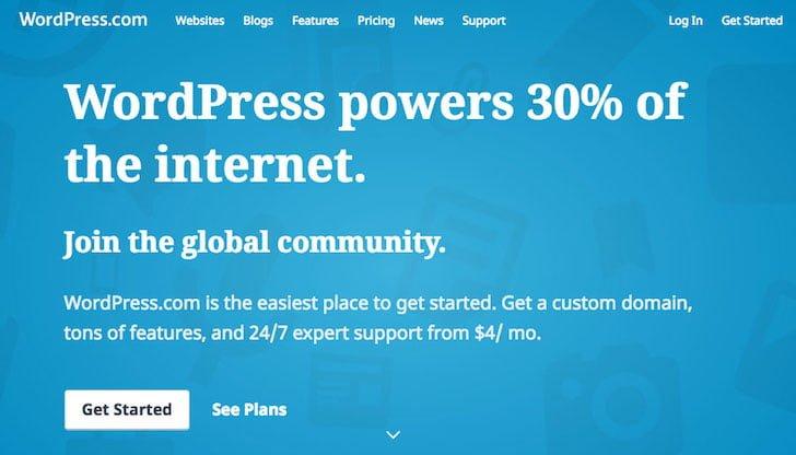 Cara Membuat Blog Gratis dengan Wordpress