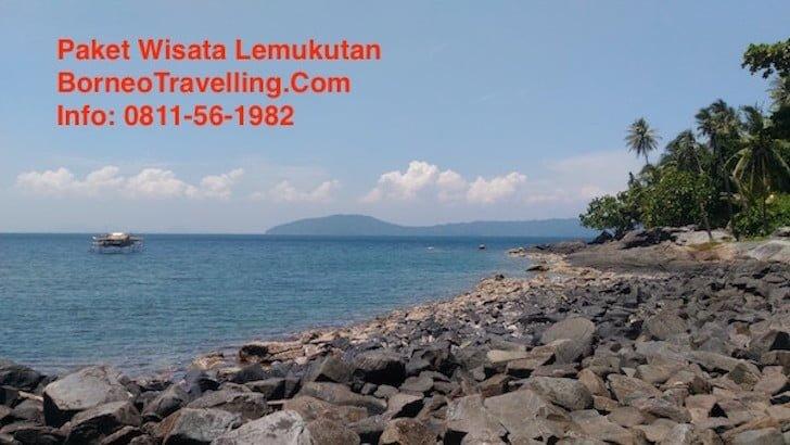 Paket Wisata Pulau Lemukutan Borneo Travelling