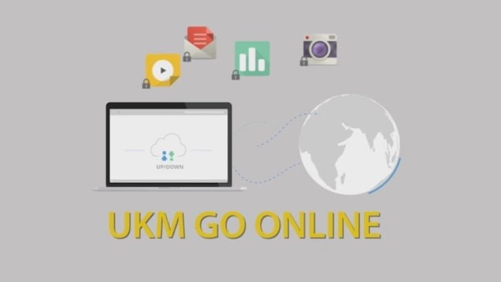 Internet Marketing for UKM Go Online