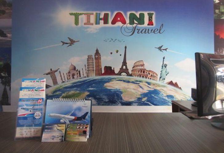 Tihani Agen Travel Tiket Pesawat Singkawang