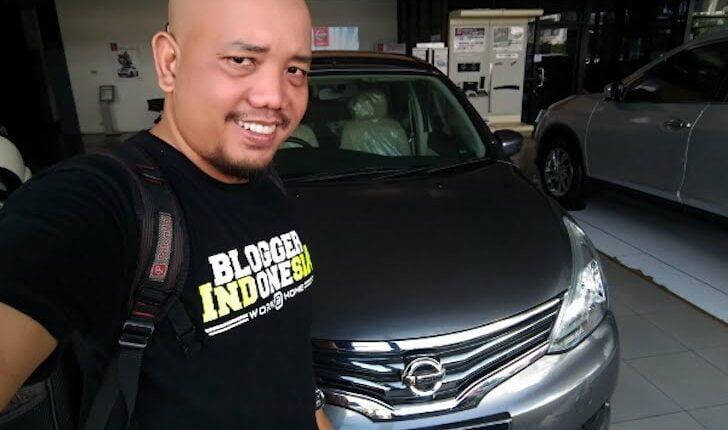 Blogger Borneo Test Drive Grand Livina Nissan Pontianak