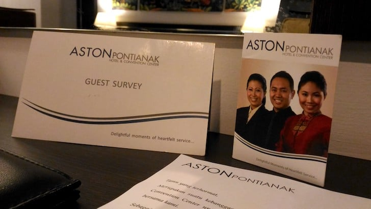 Hotel Bintang 4 di Pontianak