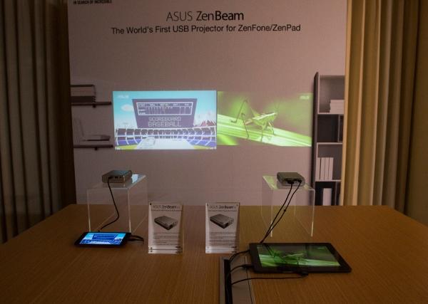 ZenBeam Portable Projector for ZenFone and ZenPad