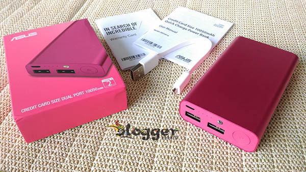 Paket Kemasan ASUS ZenPower Pro