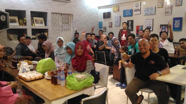 Kopdar Bukber Komunitas Blogger Pontianak Spesial Ramadhan 2016