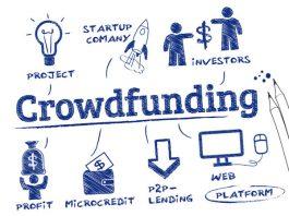 Crowdfunding India Concept 2015