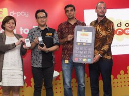 Indosat Ooredoo dan GoWiff Luncurkan Lancarkan Pembayaran Bergerak