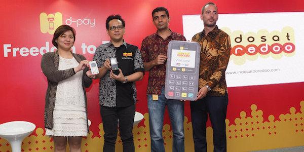 Indosat Ooredoo dan GoSwiff Luncurkan Layanan Pembayaran Bergerak