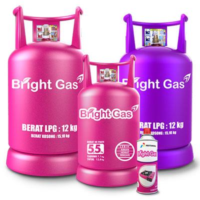 Bright Gas Hemat