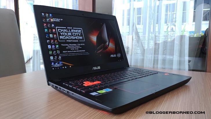 Desain Elegan ASUS ROG GL502VS