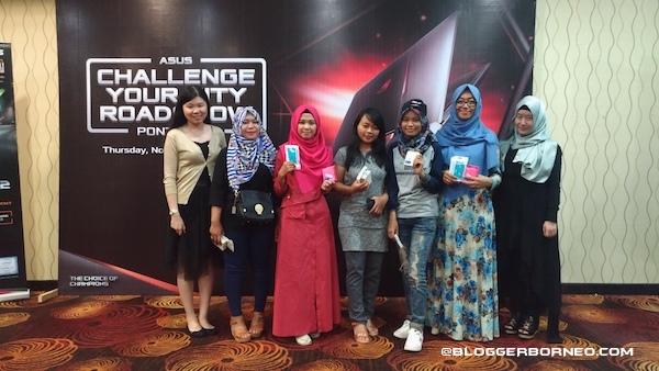Pemenang Doorprize ZenPower ASUS Challenge Your City Pontianak
