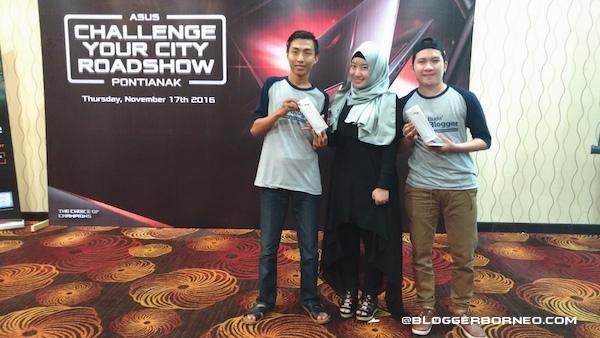 Pemenang Lomba Blog ZenPower Ultra ASUS Challenge Your City Pontianak