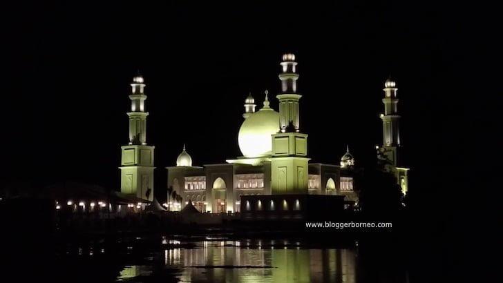 Hasil Dokumentasi ZenFone 3 ZE520KL - Masjid Terapung Oemar Al-Khair Kayong Utara