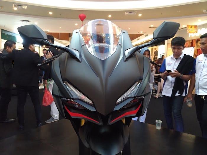 All New Honda CDR250RR