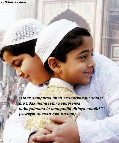 Mengasihi Diri Sendiri dan Orang Lain