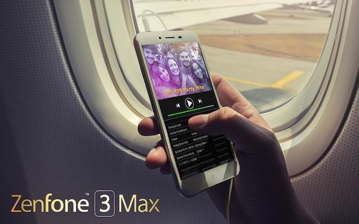 ASUS ZenFone 3 Max Ga Ada Matinya