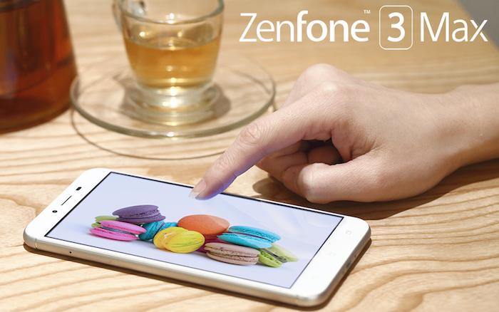 ASUS ZenFone 3 Max Series