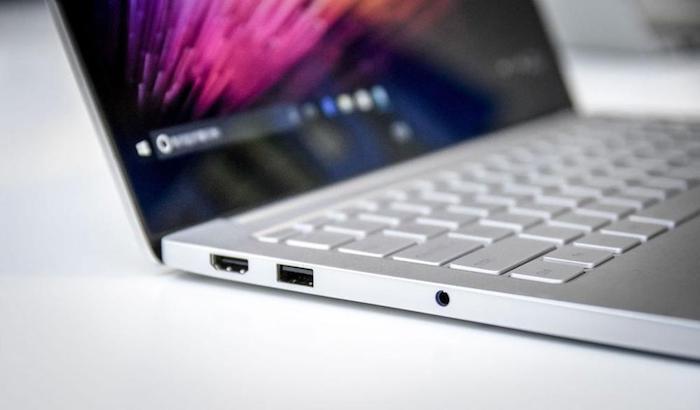 Xiaomi Notebook Air Terbaru 2017