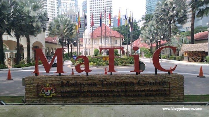 Malaysia Tourism Centre Sepetang Bersama Blogger 2017