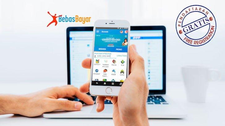 Aplikasi PPOB Online Gratis Bebas Bayar