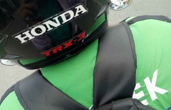 Driver Go-Jek Pontianak