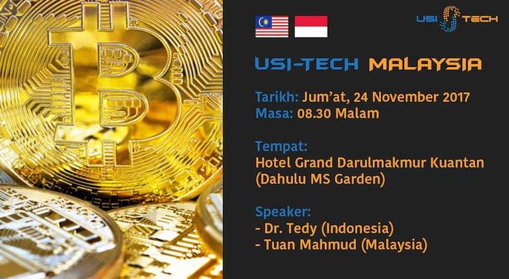 USI Tech Seminar Kuantan dan Kuala Lumpur