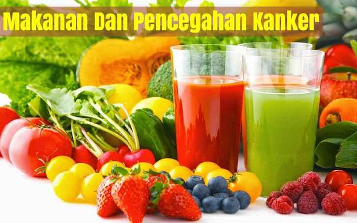 Buah Makanan Pencegah Kanker