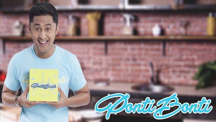 Hengky Kurniawan Owner Ponti Bonti Cake