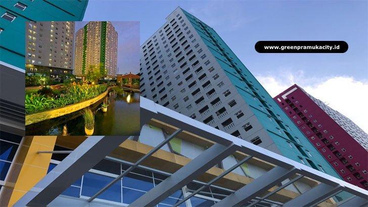 Hunian Apartemen Murah Green Pramuka City