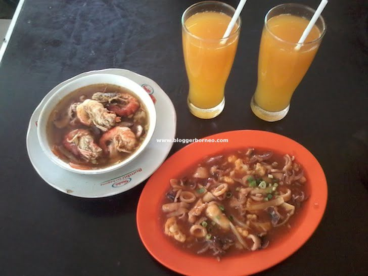 Tom Yam Spesial Pak Long Kuliner Khas Pontianak