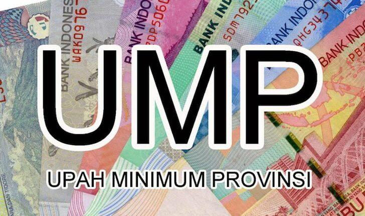 Upah Minimum Provinsi