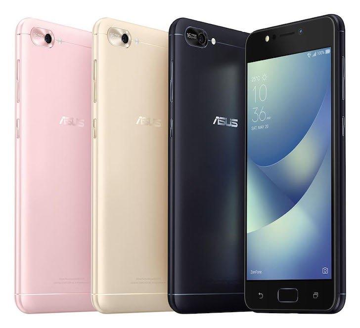ASUS Menutup Tahun Dengan Kehadiran ZenFone 4 Selfie Lite Bertepatan HARBOLNAS