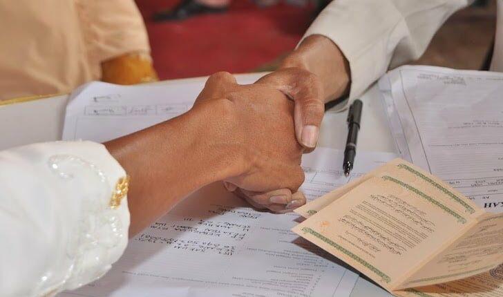 Prosesi Pernikahan Ijab Qobul