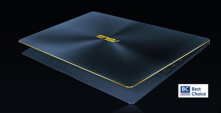 ZenBook 3 Deluxe UX390UA
