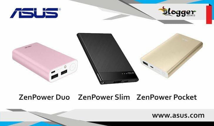 3 Seri Powerbank ASUS Terbaru 2018
