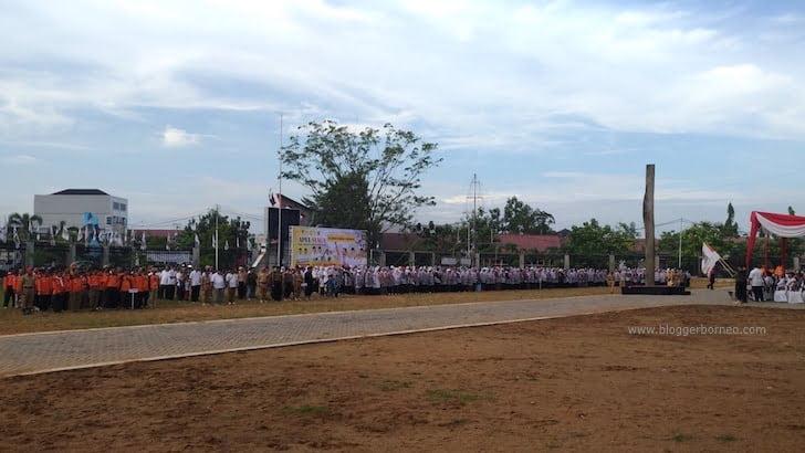 Persiapan Apel Akbar Siaga PKS Kalimantan Barat 2018