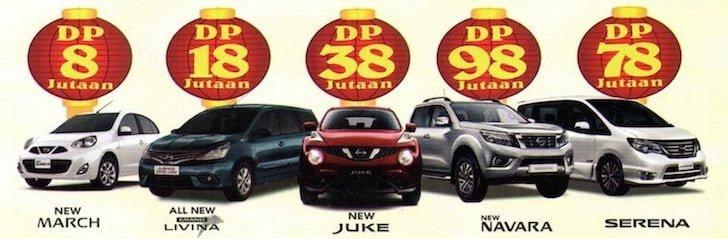 Nissan Promo DP Minim