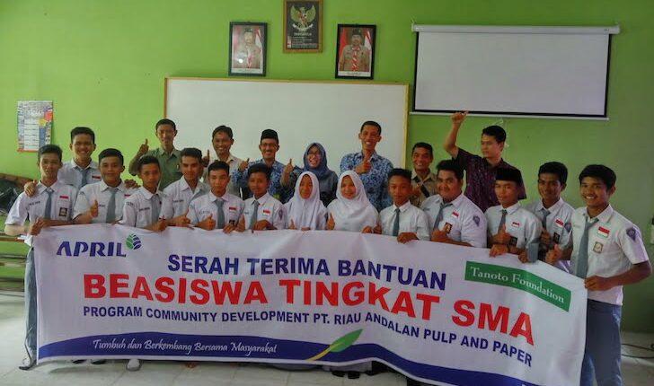 Beasiswa RAPP Riau