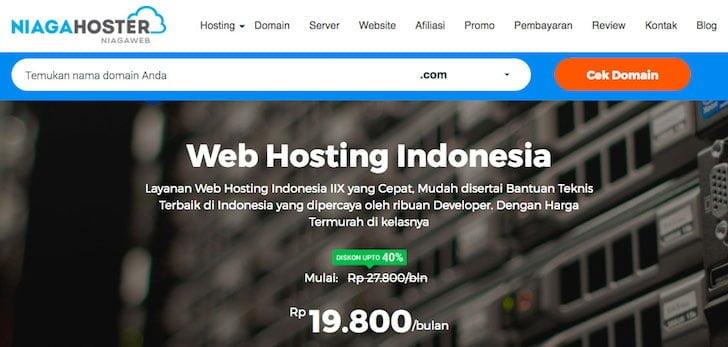 Perusahaan Penyedia Web Hosting Murah di Indonesia
