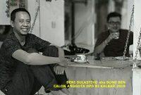 Bung Ben Calon Anggota DPD RI Kalbar 2019
