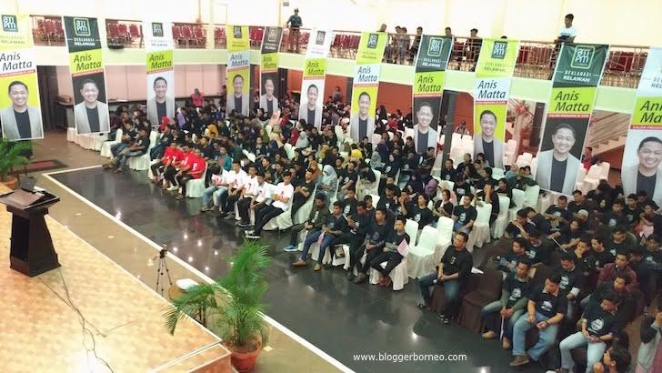 Deklarasi Relawan Anis Matta AMPM Kalimantan Barat