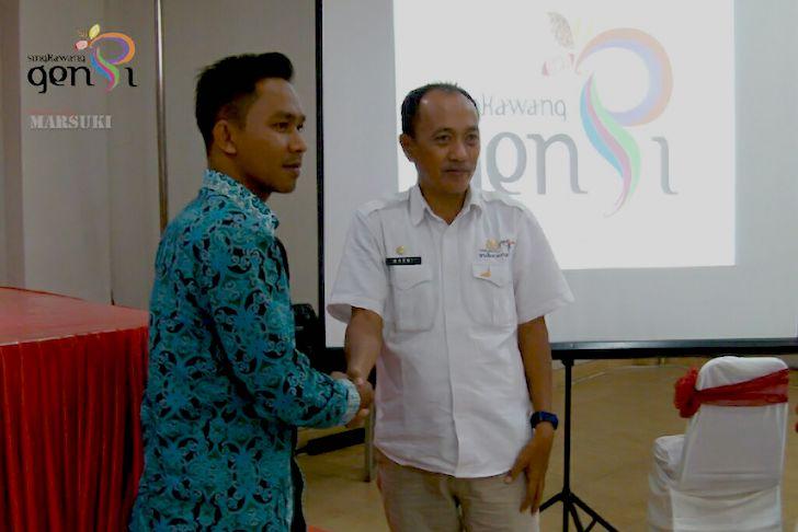 Pelantikan Ketua GenPI Singkawang 2018