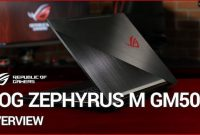 ROG Zephyrus M GM501 Intel Coffee Lake